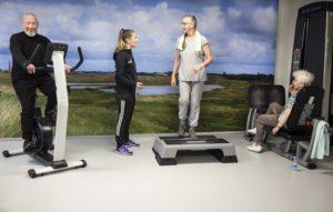 fitness en beweging Vrijwaard